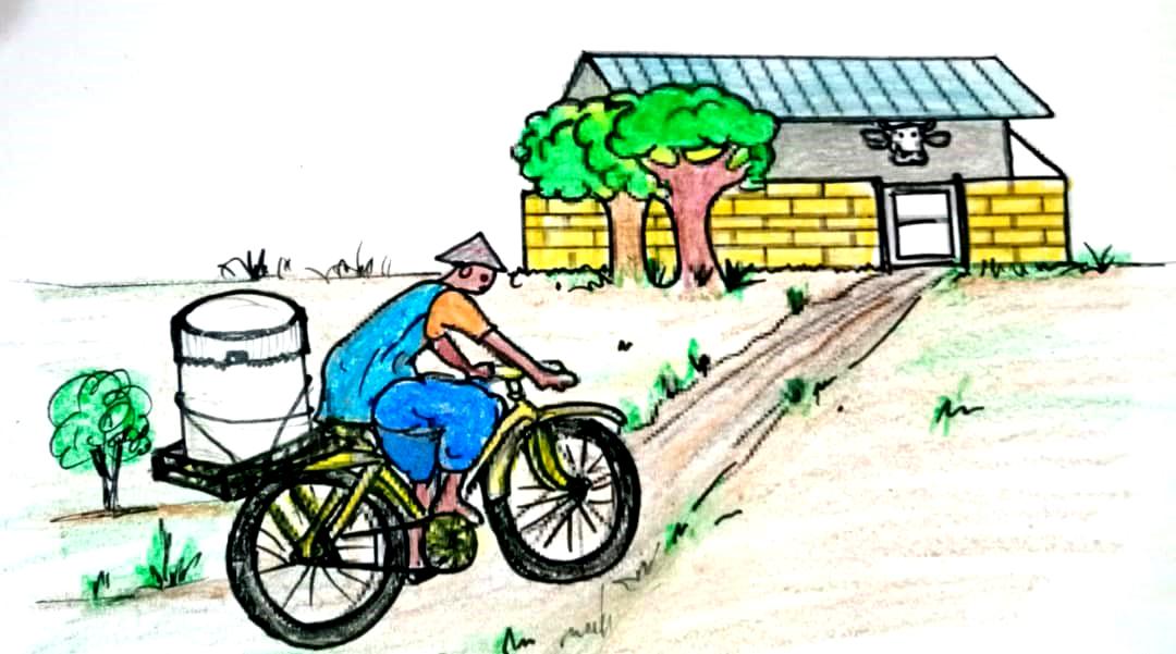 Image 20 - Eleveur en Vélo